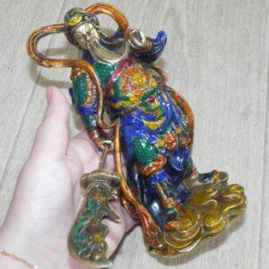 Бог богатства и справедливости Куан Ти (Куан Кунг)